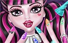 Monster High Manicura